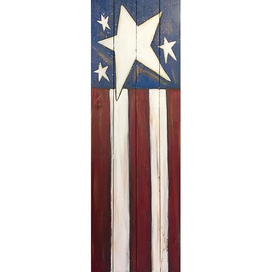 Folk Art Flag