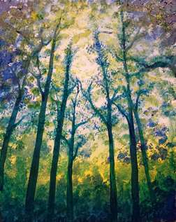 Forest of Light
