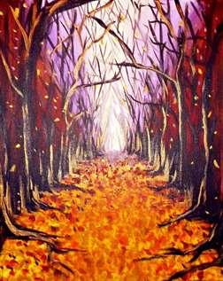 Forêt d'or