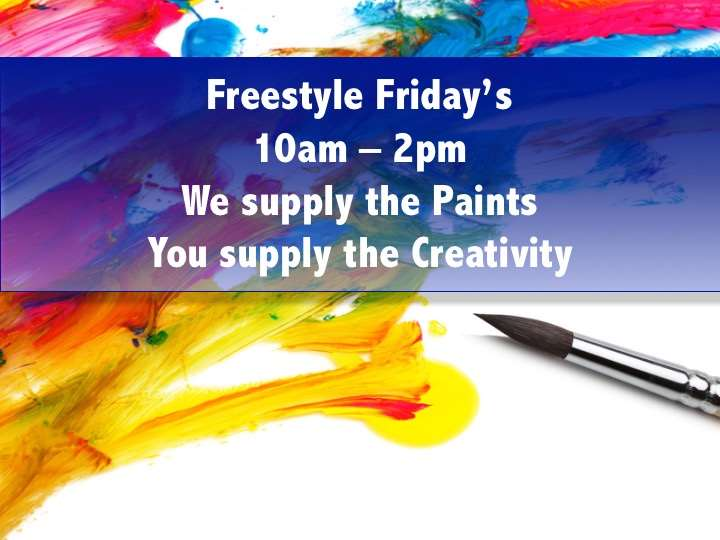 Freestyle Friday's