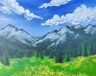 Fresh Mountain Air