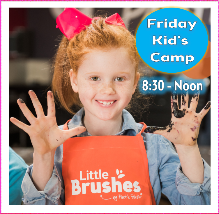 Friday Kids 5 Camp Bundle Pick any 4 Friday Kids Camp & Get the Fifth Friday FREE.  (Save $40!)