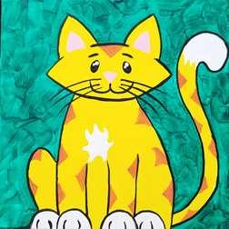 Friendly Kitty