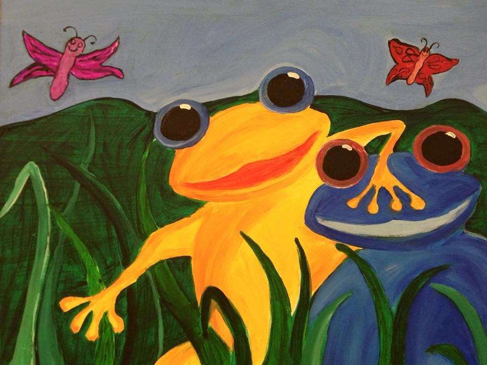 Frogs and Friends