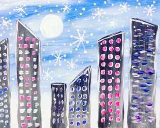 Frosty City