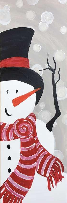 Frosty Gentleman