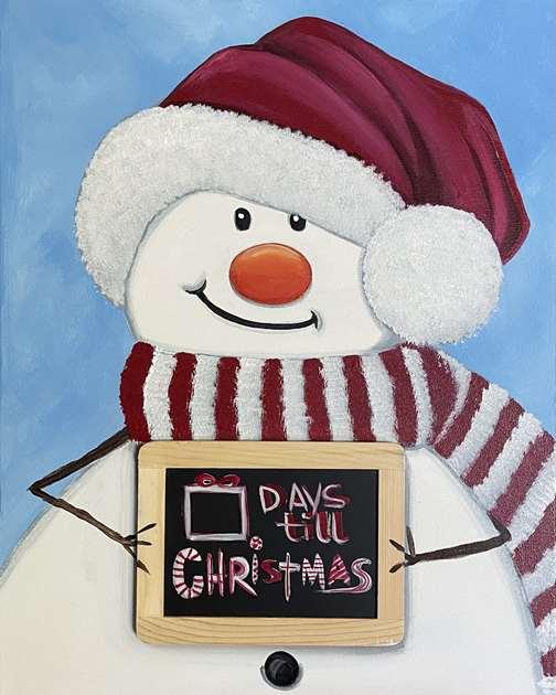 Frosty's Countdown