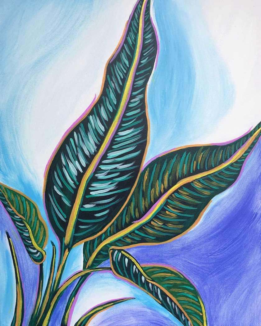 Fun Foliage - 1/2 Price Mimosas