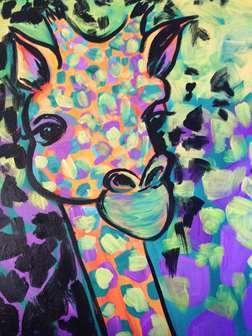 Funky Giraffe