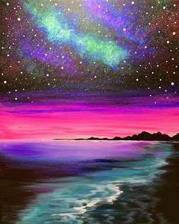Galaxy Beach