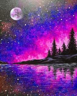 Galaxy Lake