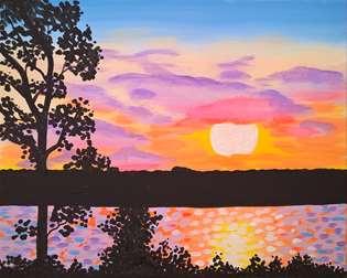 Georgetown Texas Sunset