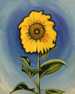 Georgia's Sunflower