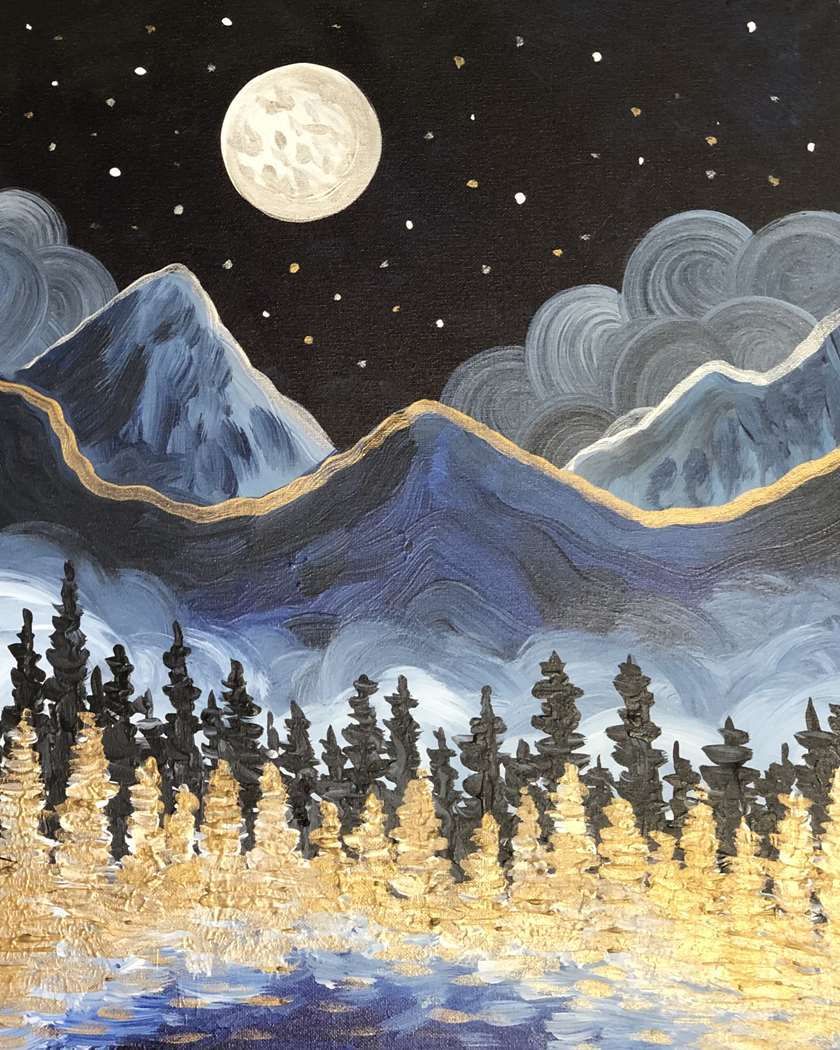 Gilded Mountains