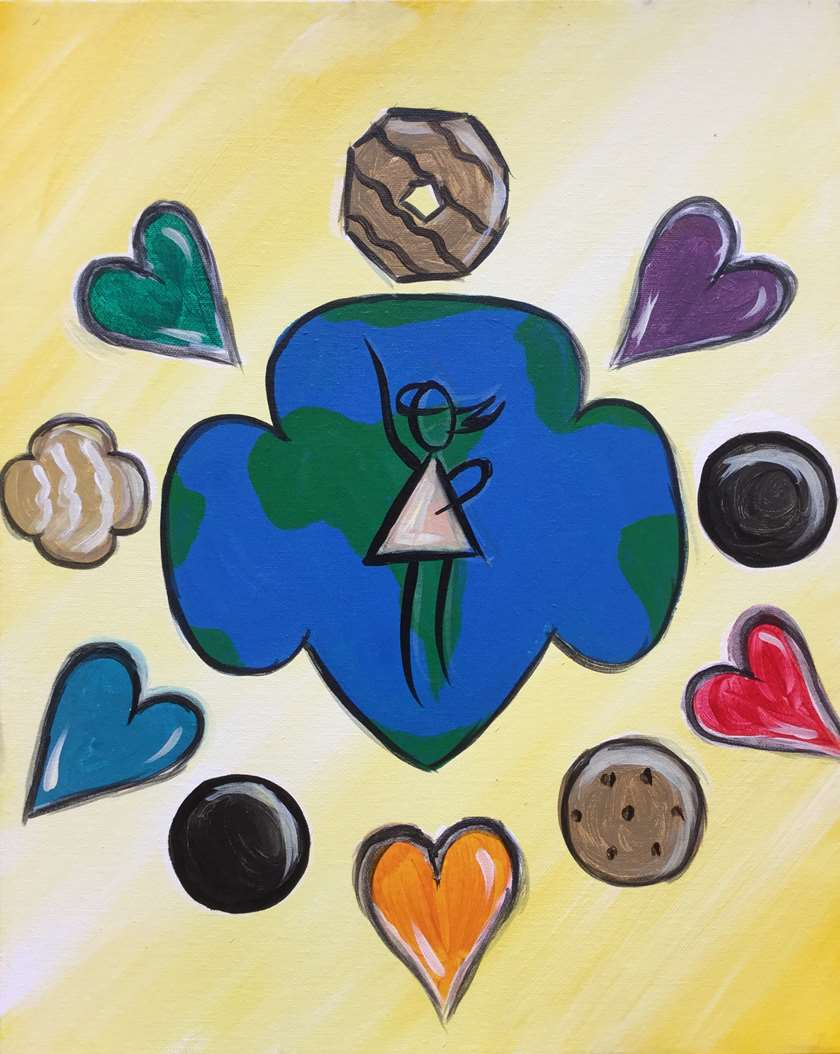 Girl Scouts: Love & Cookies