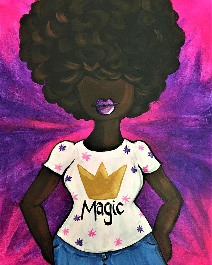 Girl, You're Magic!