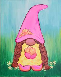 Girlie Gnome