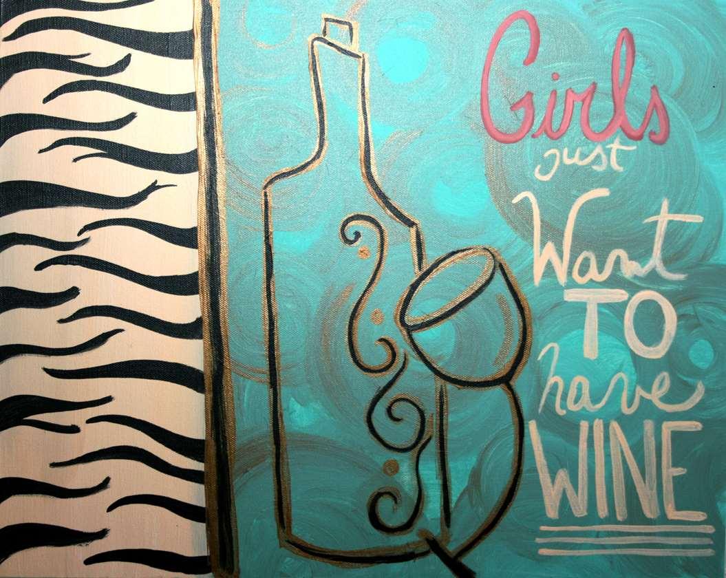 Ladies Night! $2.00 Off WINE!