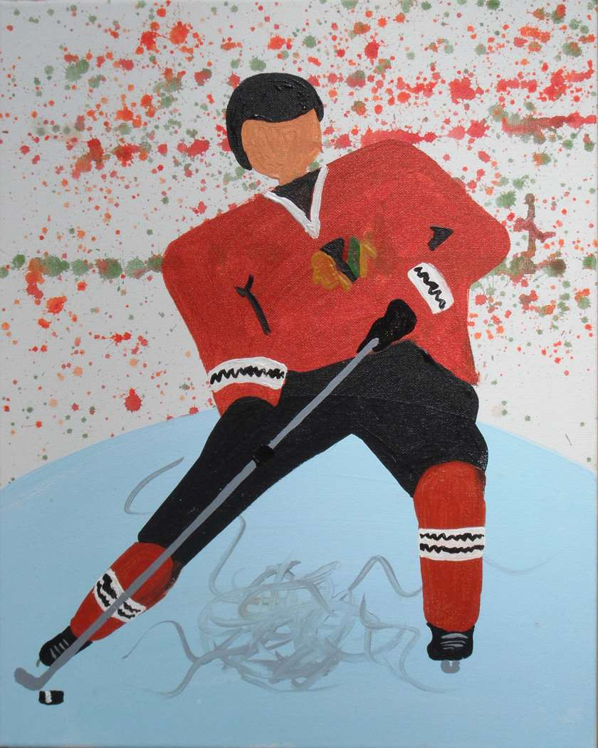Go Hockey