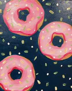 Go Nuts for Donuts!