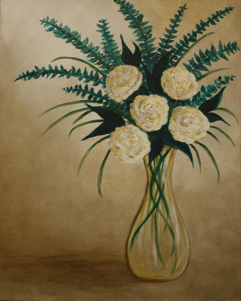 Golden Centerpiece