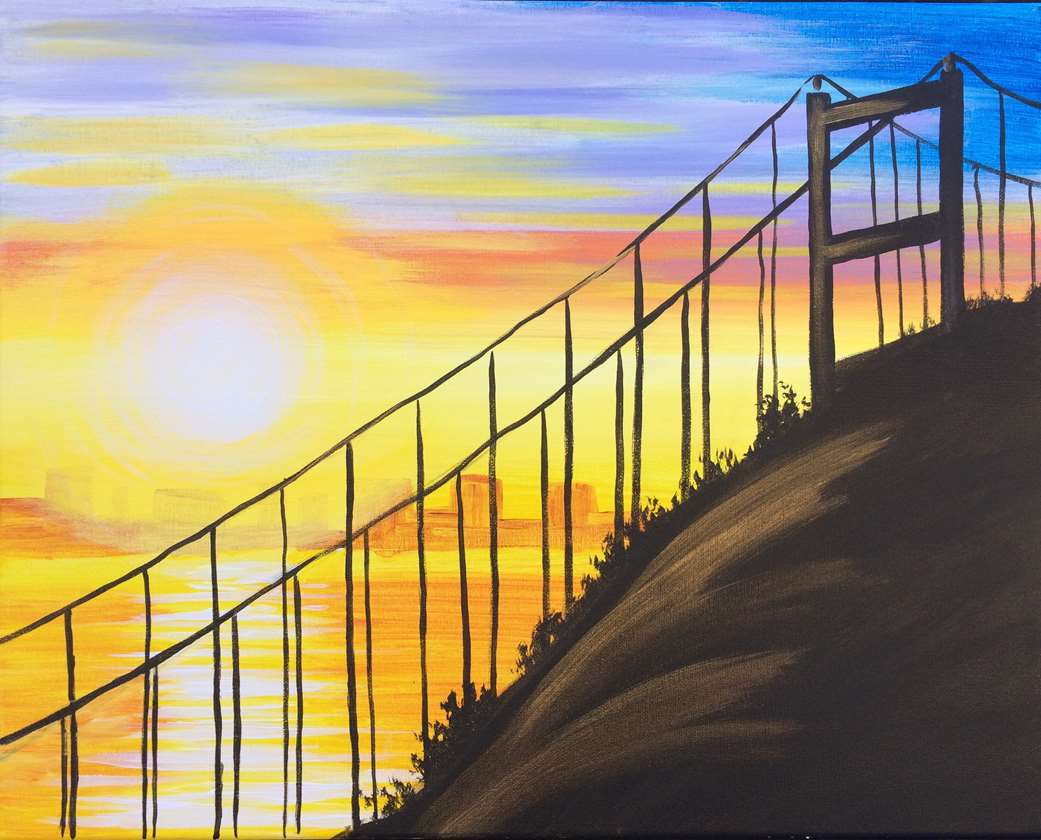 Golden Daybreak