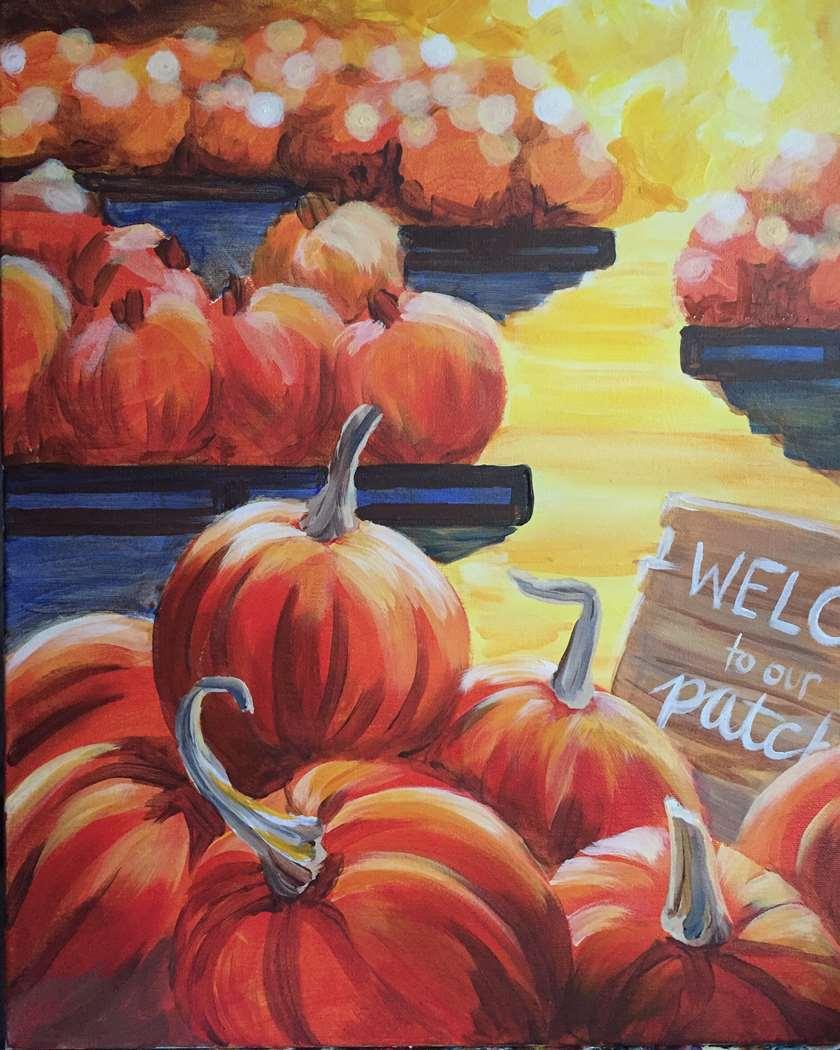 Golden Pumpkin Hour