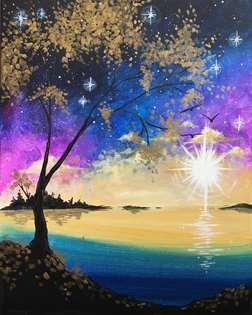 Golden Twilight