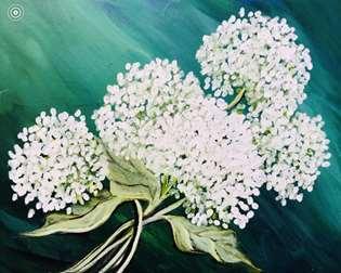 Graceful Hydrangeas