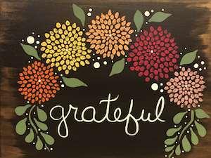 Grateful Bouquet