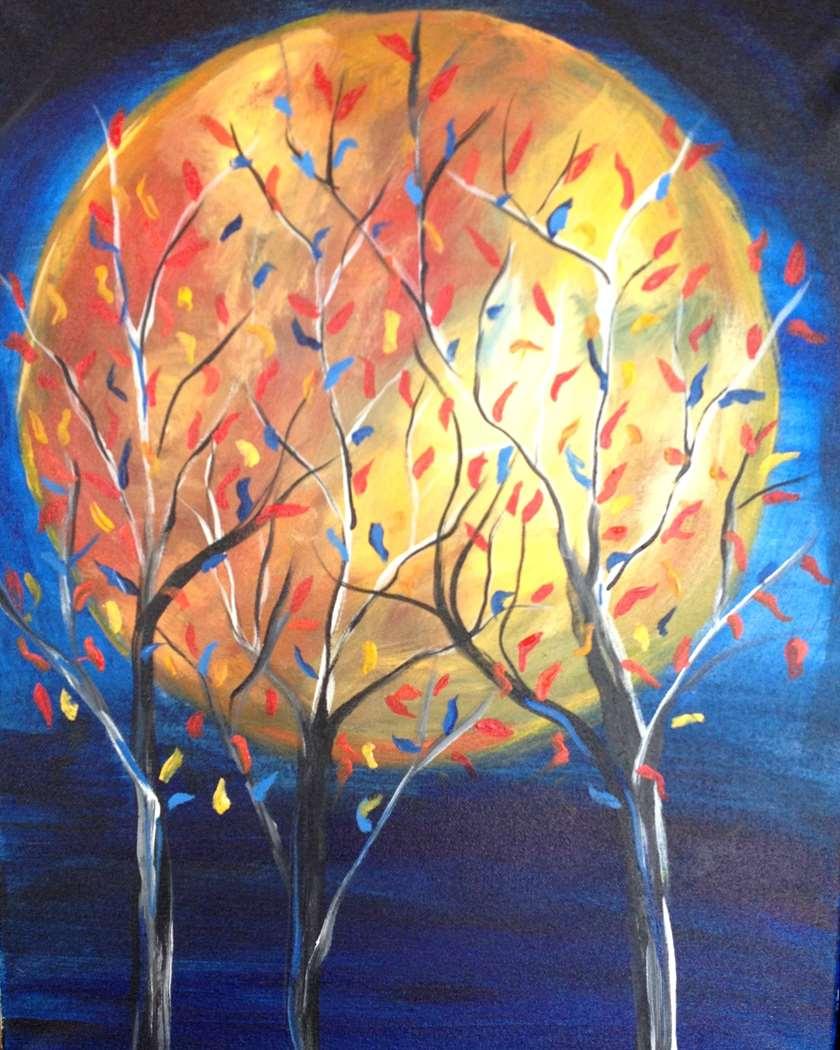 Great Harvest Moon