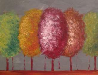 Groovy Grove Trees!
