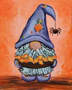 Halloween Gnome