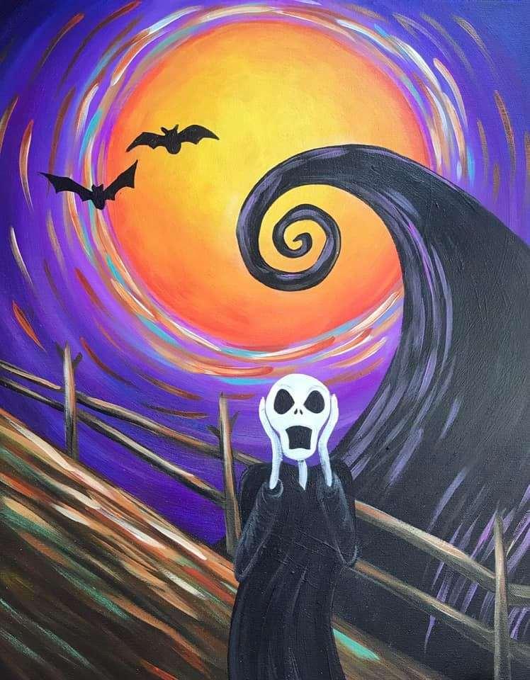 Halloween Scream - Tue, Oct 22 7PM at Broken Arrow
