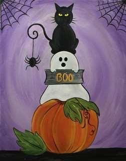 Halloween Spooks