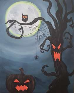 Hallows Eve Night