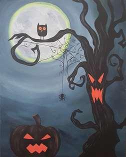 Hallows Eve Night