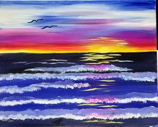 Hampton Roads Sunrise