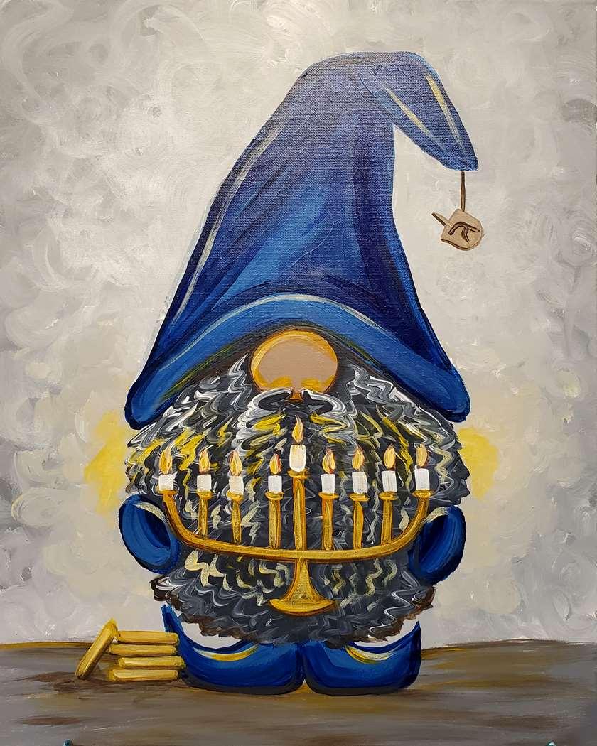 Hanukkah Gnome