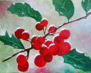Happy Holly Days