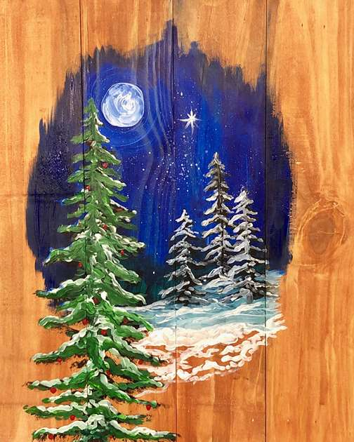 Happy Little Christmas Tree
