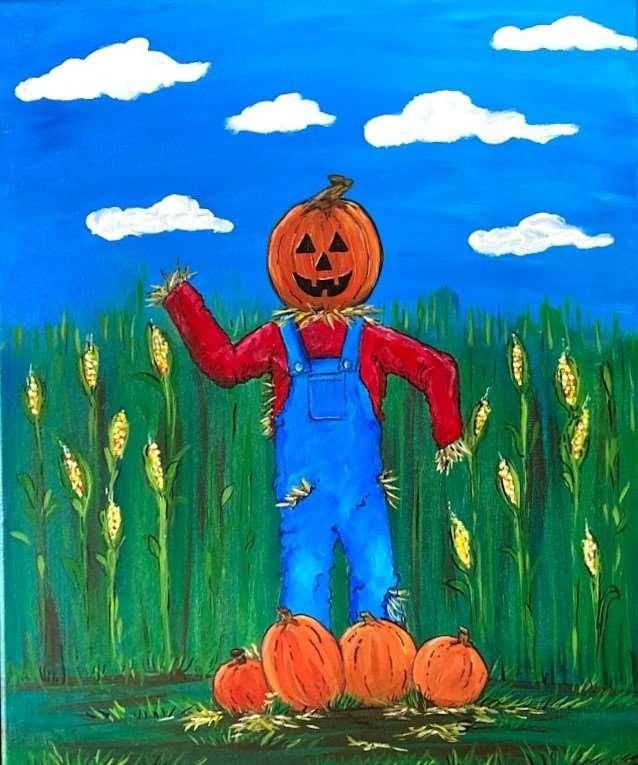 Happy Scarecrow - 1/2 Price Mimosas