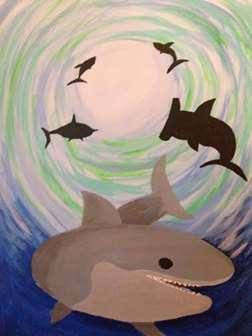 Happy Shark!