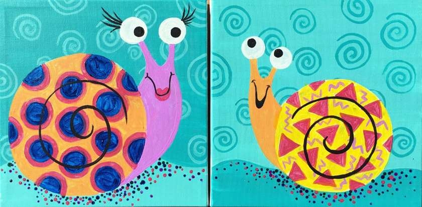 Happy Snails to You - Family Fun!