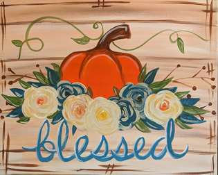 Harvest Blessings