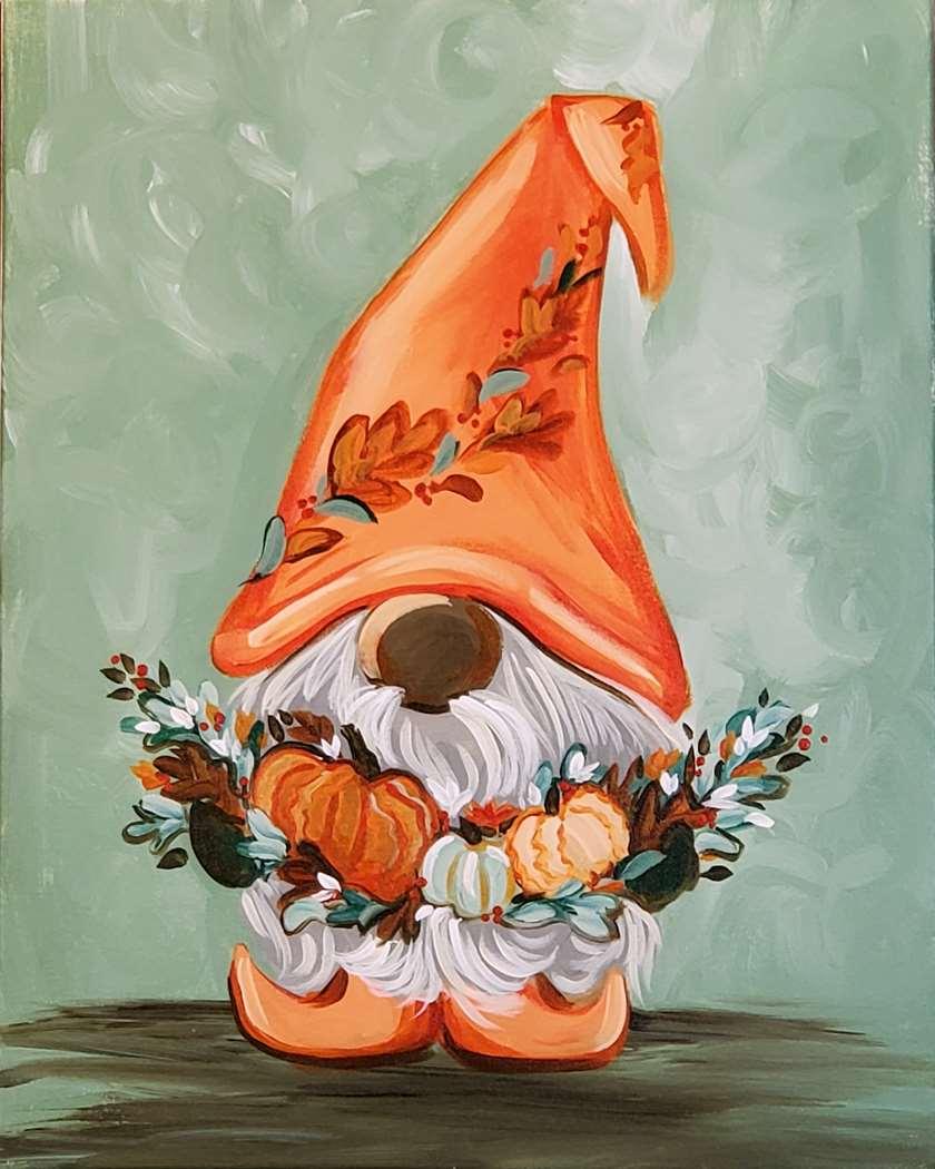 In Studio Event - Harvest Gnome