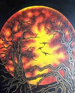 Harvest Moon Glow