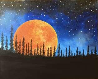 Harvest Moonlight