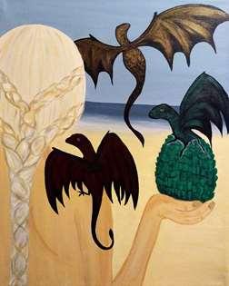Hatching Dragons