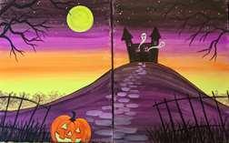 Haunted Hilltop Date Night
